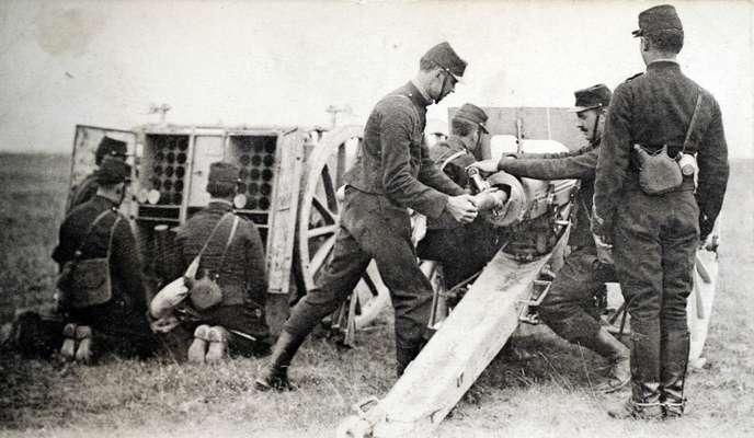 Absence de lois internationales premier guerre