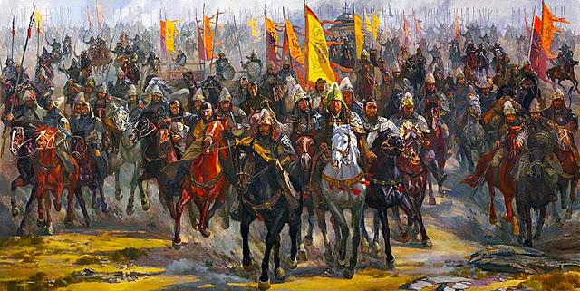 rébellion Lushan