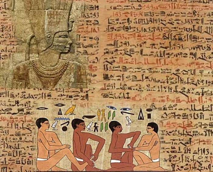 medicament ancienne egypte