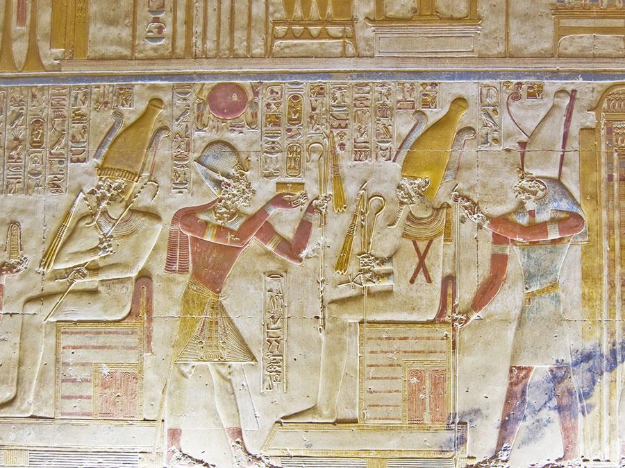 seth dieu egypte