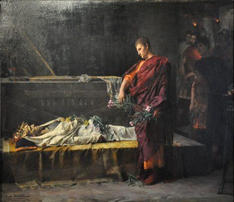 Le lieu de sépulture inconnu d'Alexandre le Grand