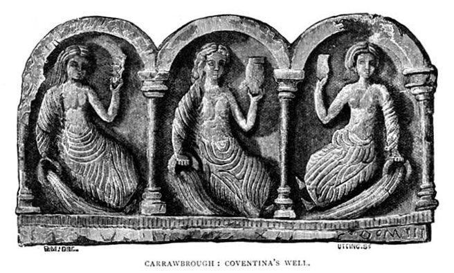 dieux celtiques
