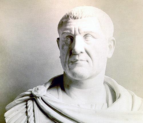 Thrax Maximinus empereur