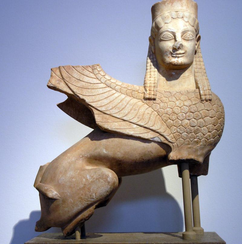 sphinx grecque