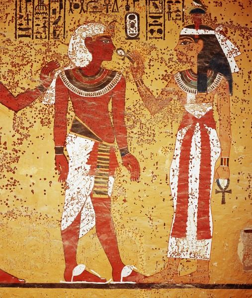 menthol ancienne egypte