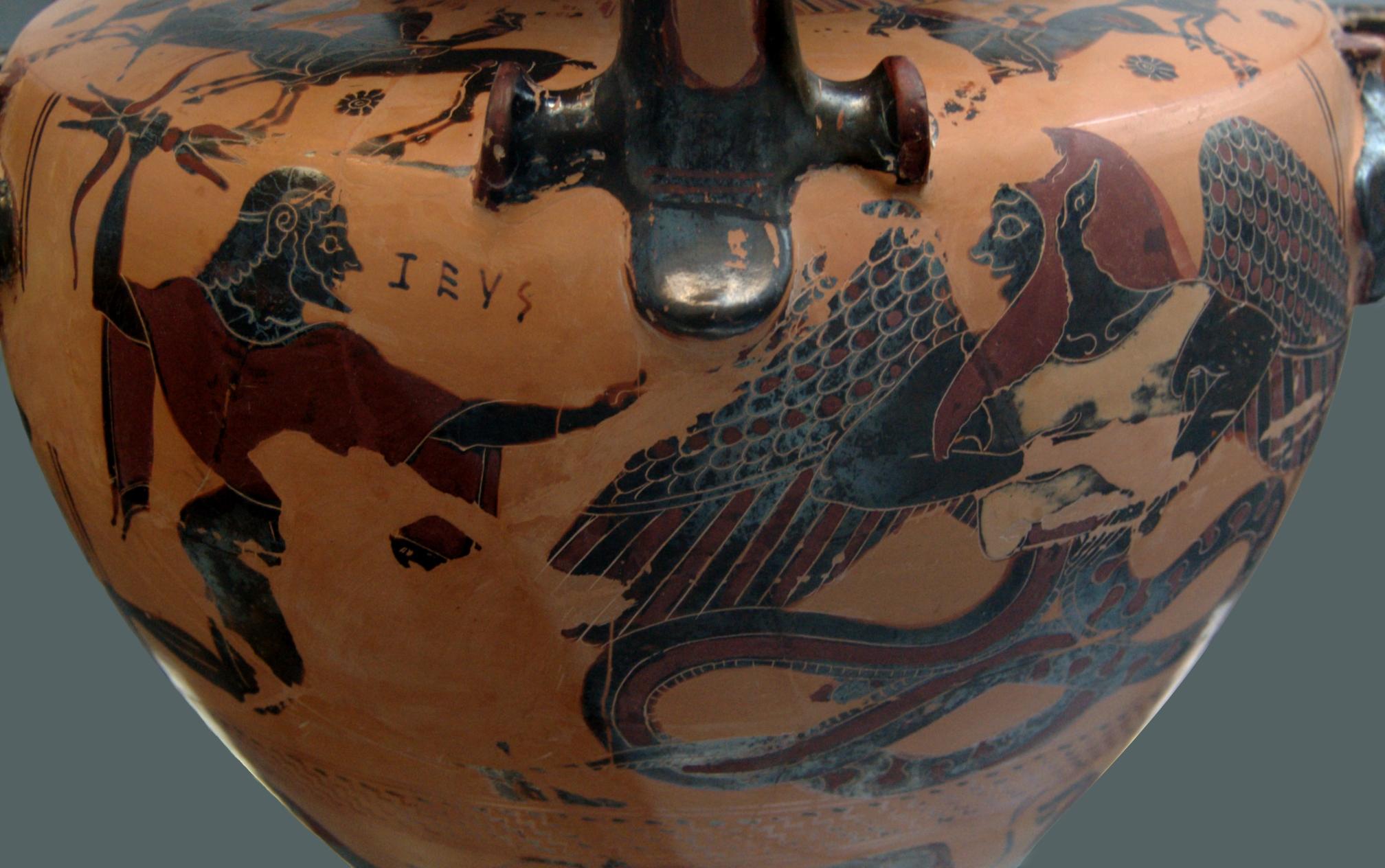 Typhon mythologie