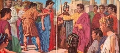 citoyen romain libre