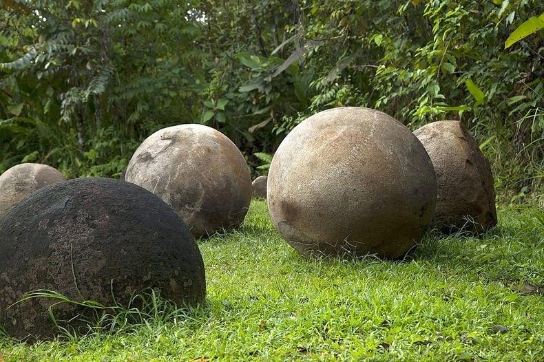 Costa Rica sphere geante