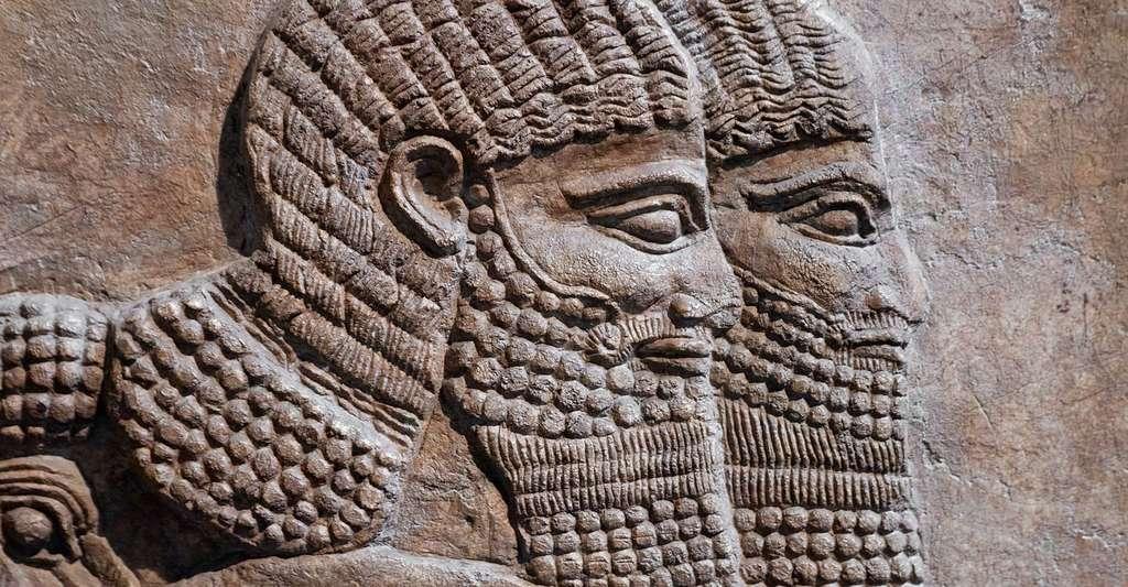 Le guerrier assyrien