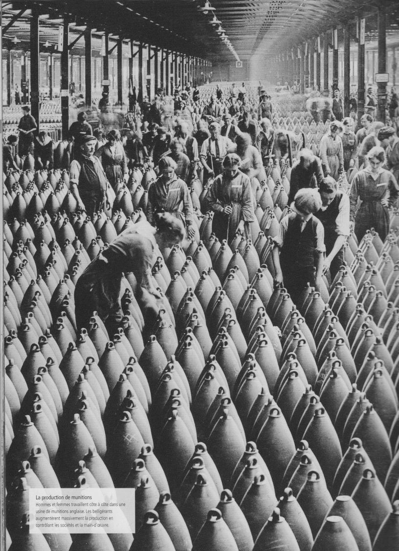 course aremement europe premiere guerre