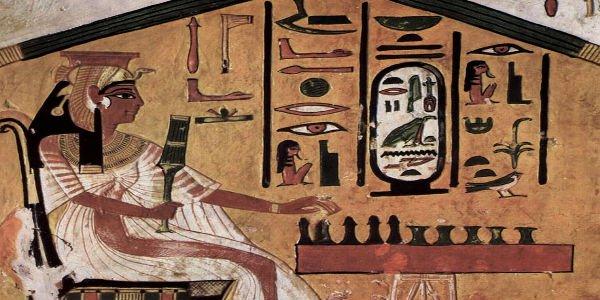 egypte ancienne jeux de hasard