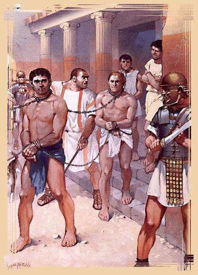gladiateur esclave