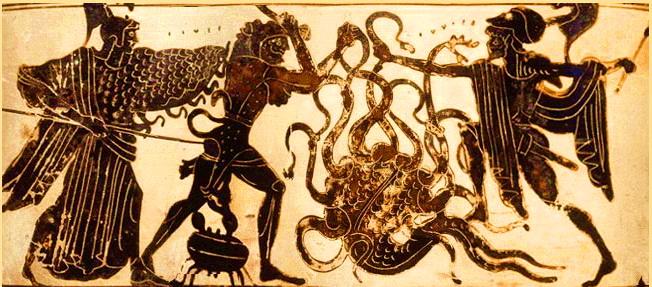 L'Hydre grece