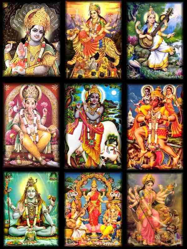 Résultats de recherche d'images pour «indian gods»
