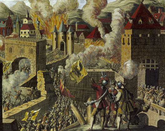 guerre de Trente Ans