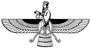 Résultats de recherche d'images pour «Zoroastrisme logo»