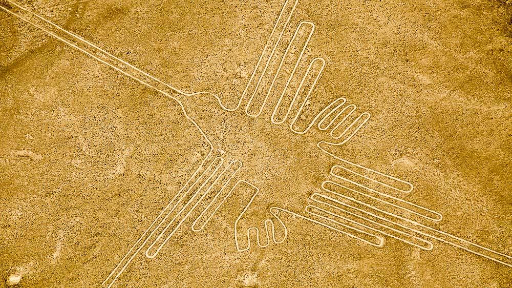 Nazca Pérou