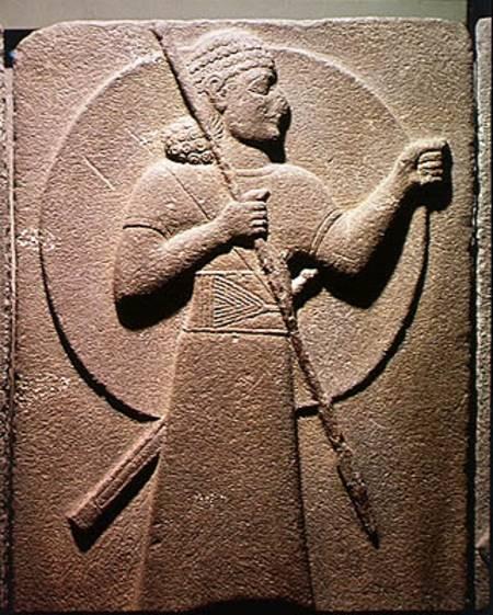 Hittite guerrier