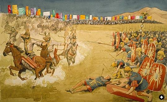Guerre romaine-parthienne