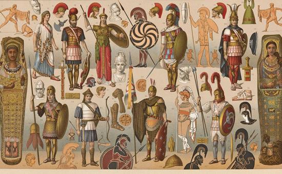 grecs en inde