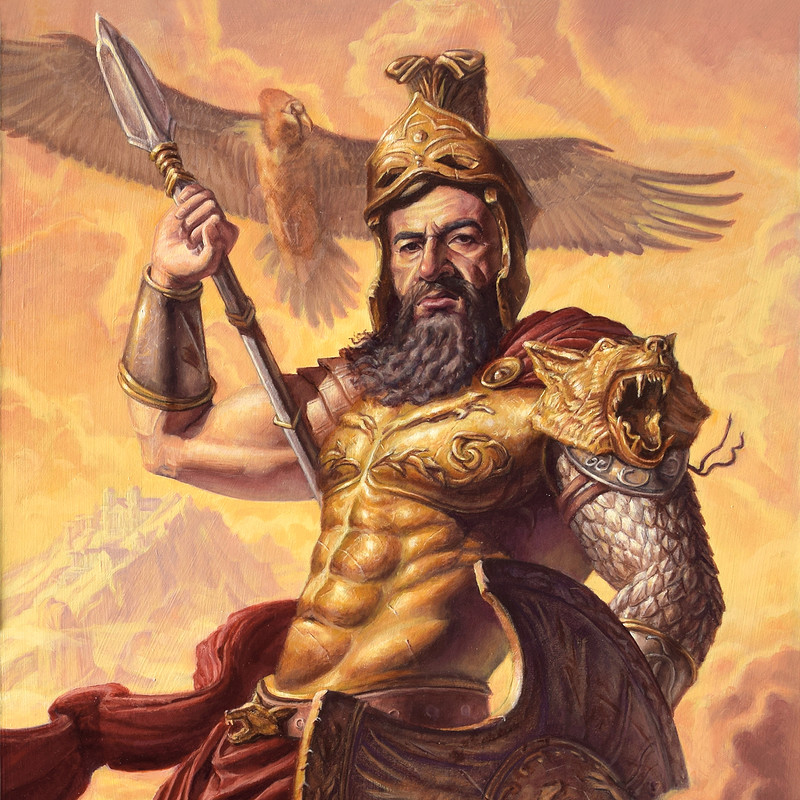 ares dieu de la guerre