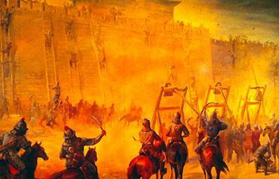 La vérité sur Gengis Khan : barbare ou héros ? - Horseback Mongolia